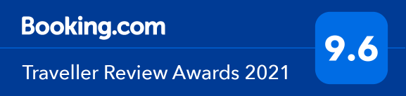 Booking.com Award Image