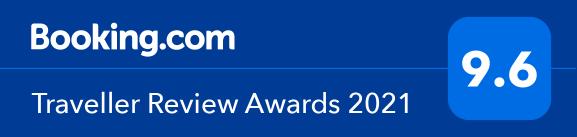 Booking.com Award Image